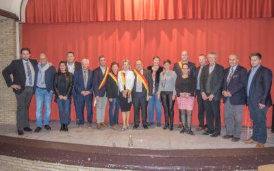 Ohey : Le conseil communal s'installe, Saint-Nicolas régale