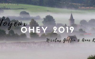 Ecolo et citoyens vous souhaite une belle année 2019 !